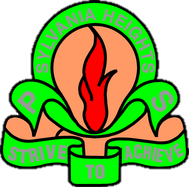 Sylvania Heights Public School logo